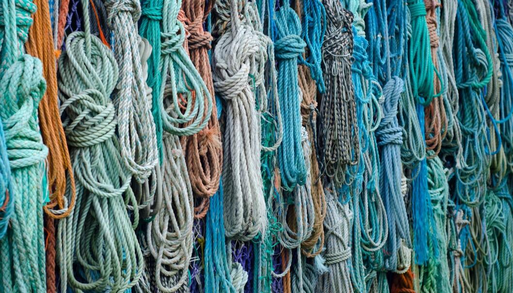 MANGE MULIGHETER: Har du litt tau er det mengder med knuter du kan lage. Hva med å prøve Båtmagasinets knute-quiz?