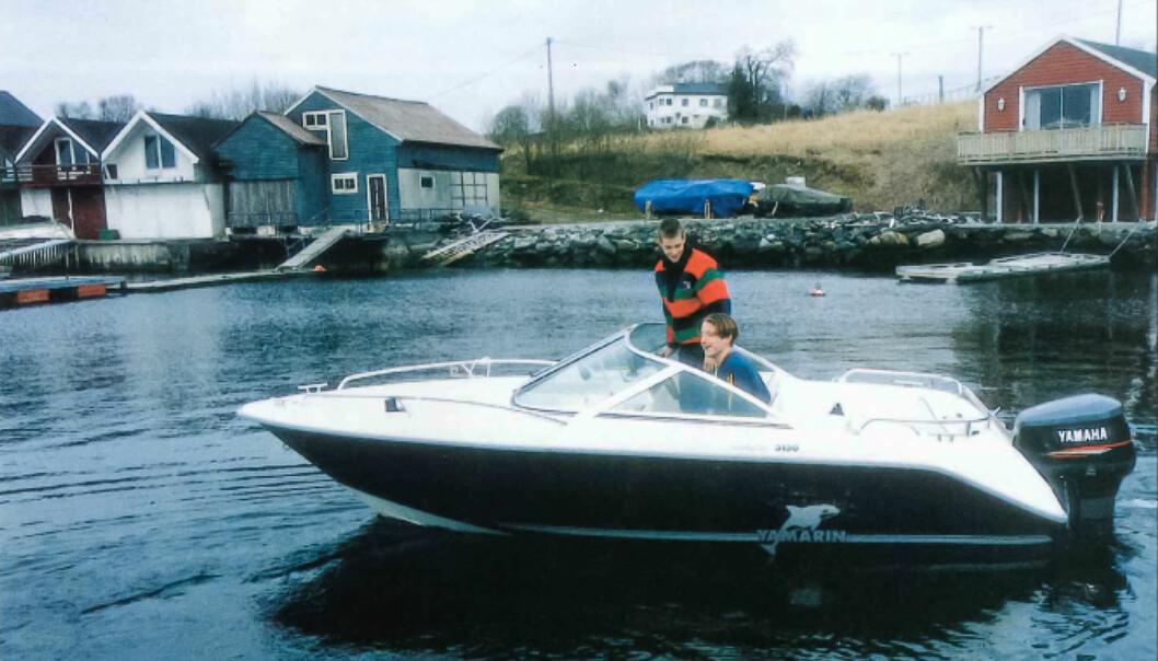 FRA TESTARKIVET: Yamarin 5150 Big Ride ble testet i Praktisk Båtliv i 1998.