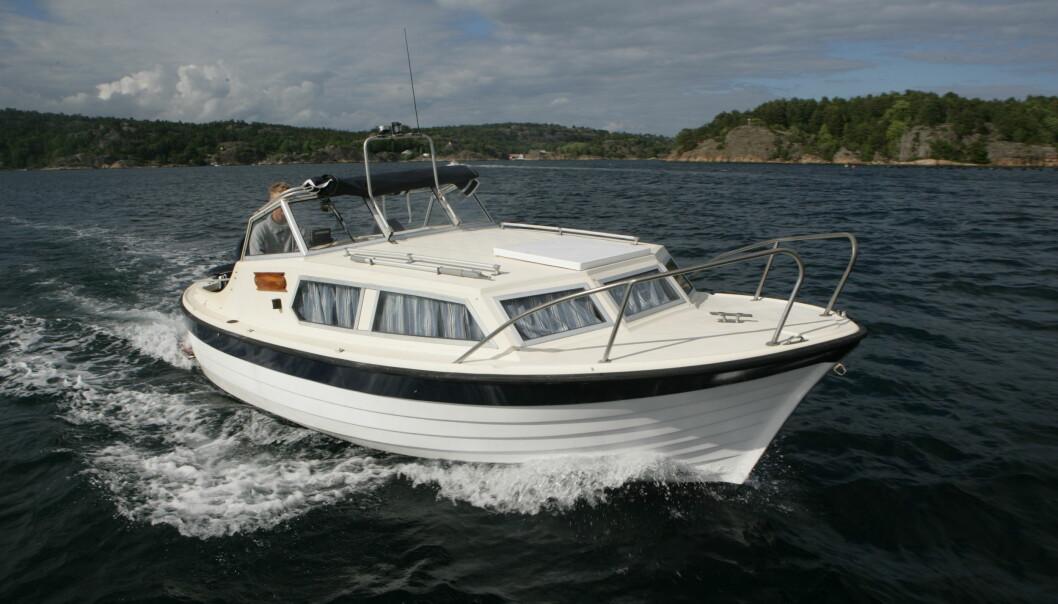 SOM DEN ER: Motorreparasjon til 30 000 kroner på en båt fra 1976 gir neppe rett til heving, mener vår jus-ekspert. (ILLUSTRASJONSFOTO: ATLE KNUTSEN)