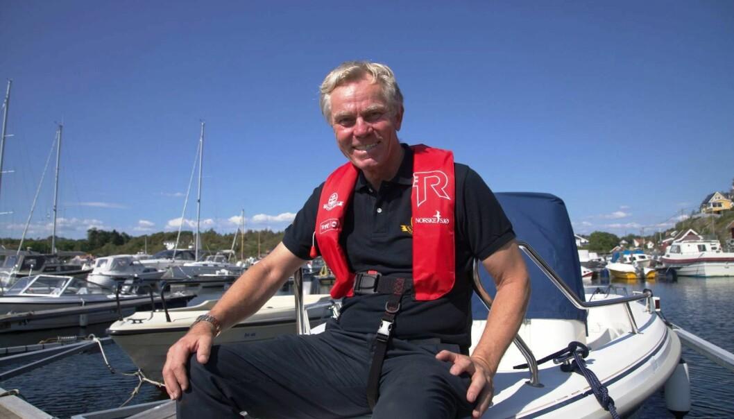 ØNSKER OBLIGATORISK SMÅBÅTREGISTER: Hvide Smith, generalsekretær i KNBF ønsker NOR framfor Redningsselskapets småbåtregister.