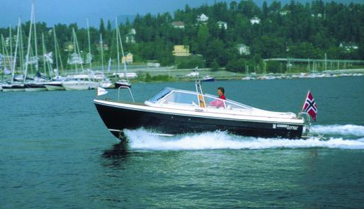 Fjord Terne 21: Elegant og sjødyktig