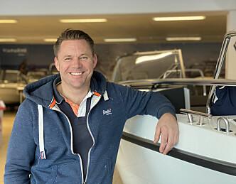 Viamarine tilbake med båtbutikk i Holmestrand