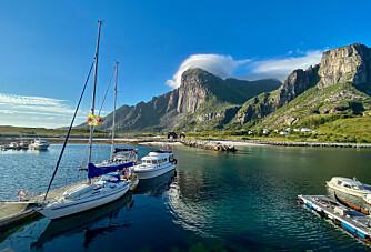 Sommertoktet går til Helgeland