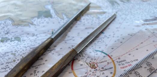 QUIZ: Hva betyr symbolene i sjøkartet?