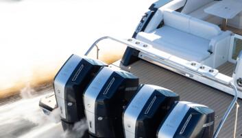 Mercury setter ny standard med V12 og 600 hestekrefter