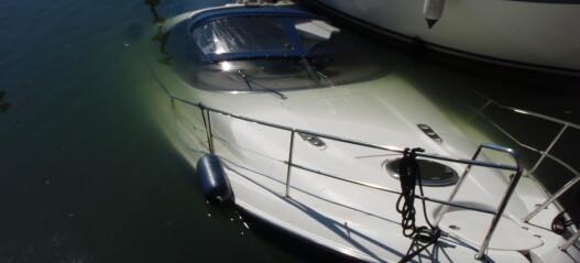 Slik holder du båten flytende