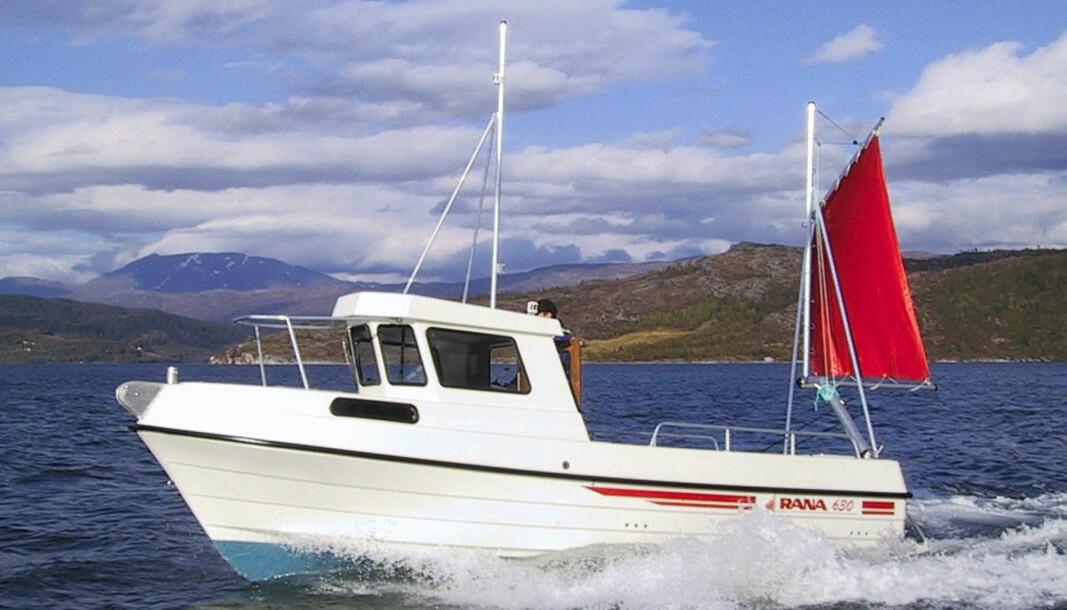 Rana bygger nye båter mens konkursen fortsatt er varm