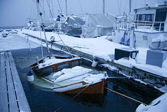 QUIZ: Tar du vare på båten din vinterhalvåret?