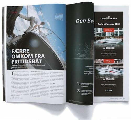 Annonsere i Båtmagasinet