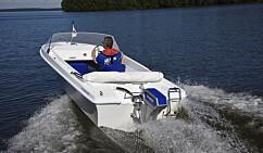 Lang seilas motstrøms for el-båtene