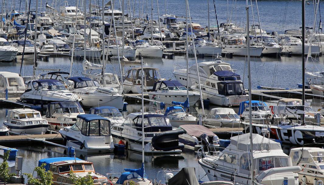 UTLEIE: Hundrevis av private båter er nå til utleie på nett