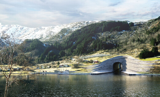 Grønt lys for skipstunnel