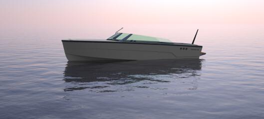 Hydrogen elbåt fri for rekkeviddeangst
