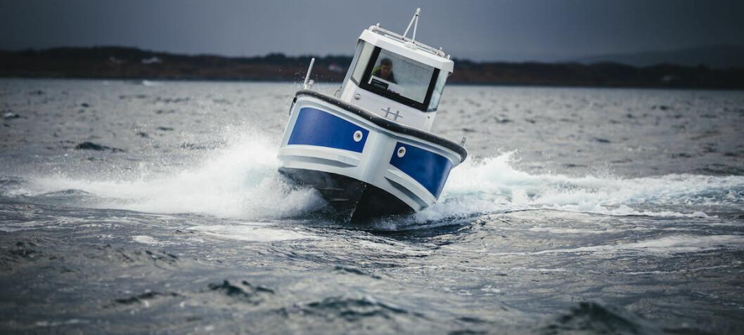 Skarsvaag Boats setter fart fra Frøya til Hitra