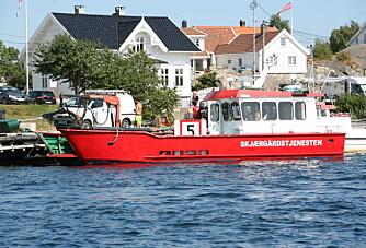 Fra svenskegrensa til Møre