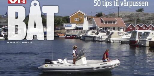 Sesongstart med VG Båt