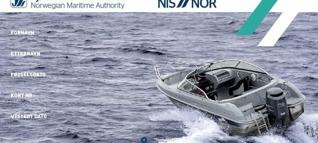 25.000 skal ta båtførerbeviset - mange fra overvåket hjemme-PC