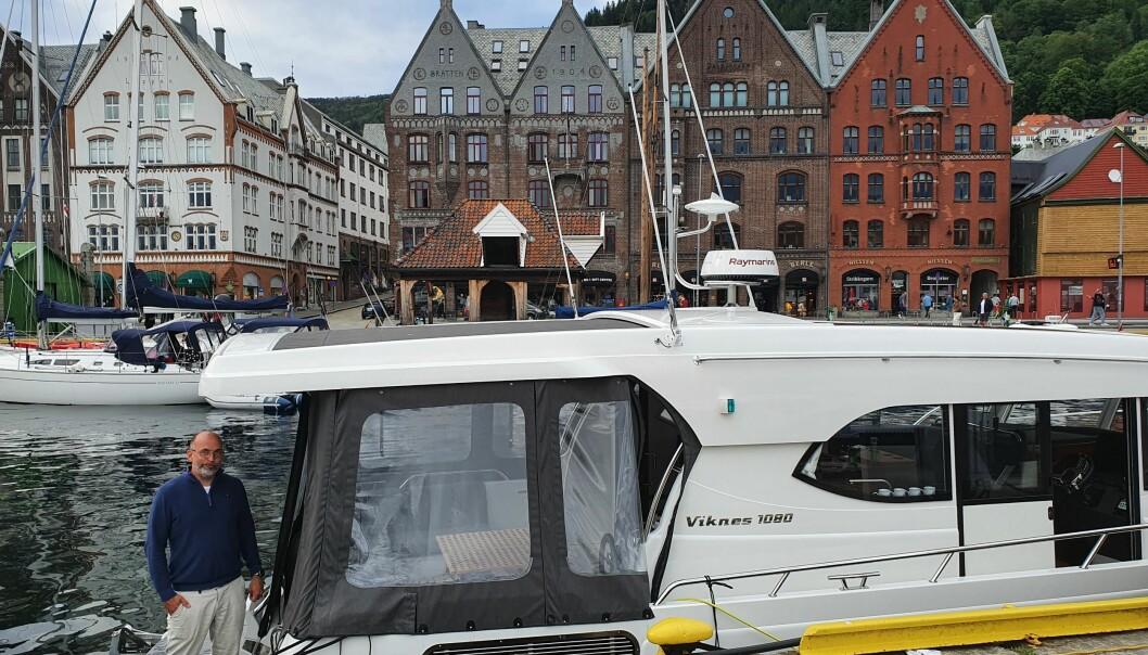 I Bergen vil man ikke ha påskebesøk i Vågen