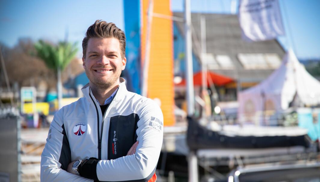 Magnus Frøshaug Ryhjell i Norboat arrangerer i år digital båtmesse sammen med Finn.
