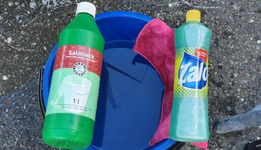 Salmiakk + Zalo = Rent