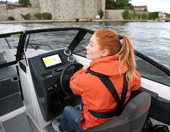 Første sommeren i egen båt