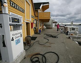 Farvel til bensin og diesel