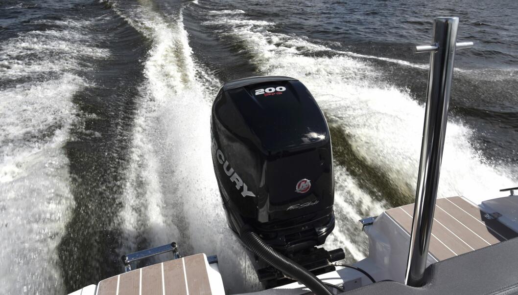 FOR STOR: Gir en båt solgt med for stor motoreffekt grunnlag for heving av kjøpet? (ILLUSTRASJONSFOTO: ATLE KNUTSEN)