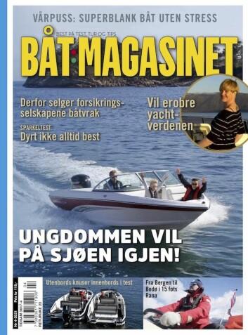 Nytt Båtmagasinet ute nå