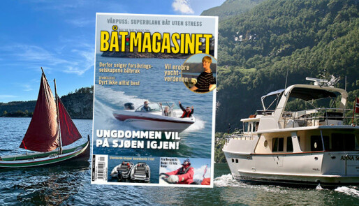 Båtmagasinet web-TV: Båtliv med kontraster