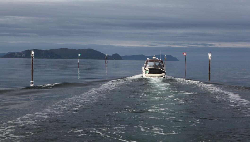 LANGTUR: Norskekysten byr på enorme kontraster - og mye kan oppleves i løpet av en sommer.