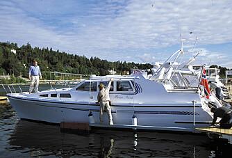 Queen Albatross 1120: Stilfull nyhet med semiflybridge