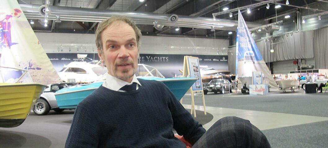 Bård Eker selger halvparten av Hydrolift