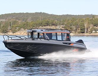 Nordkapp RS 800 C - En forbilledlig praktisk helårsbåt