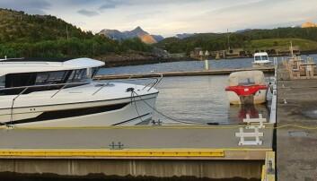 Båtmatasinet-TV: Verdens nordligste Marex-forhandler