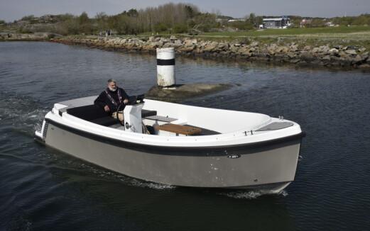 Bella Zero: Enkel el-båt fra Nimbus-gruppen