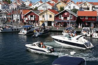 Fem muligheter du kan reise til med båt og koronapass
