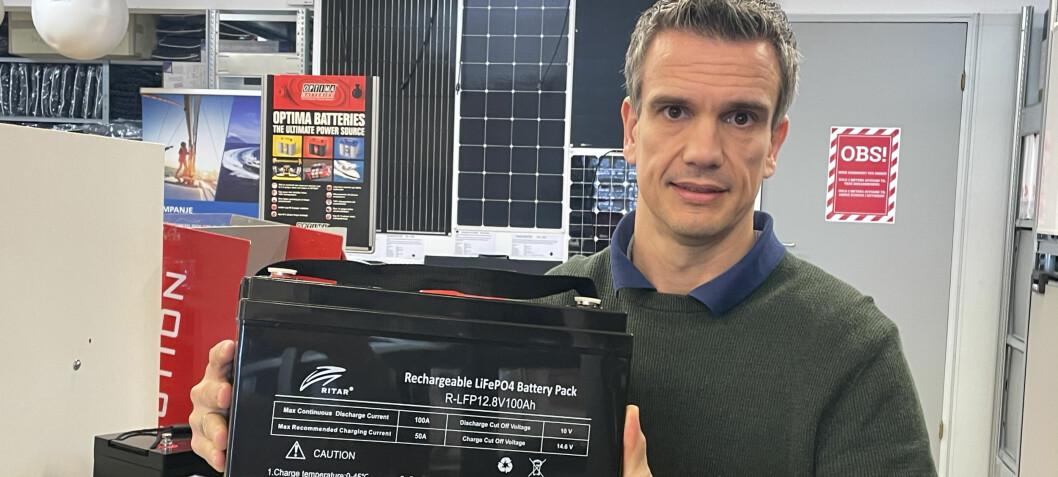 Strøm ombord: Hva er det beste batterivalget?