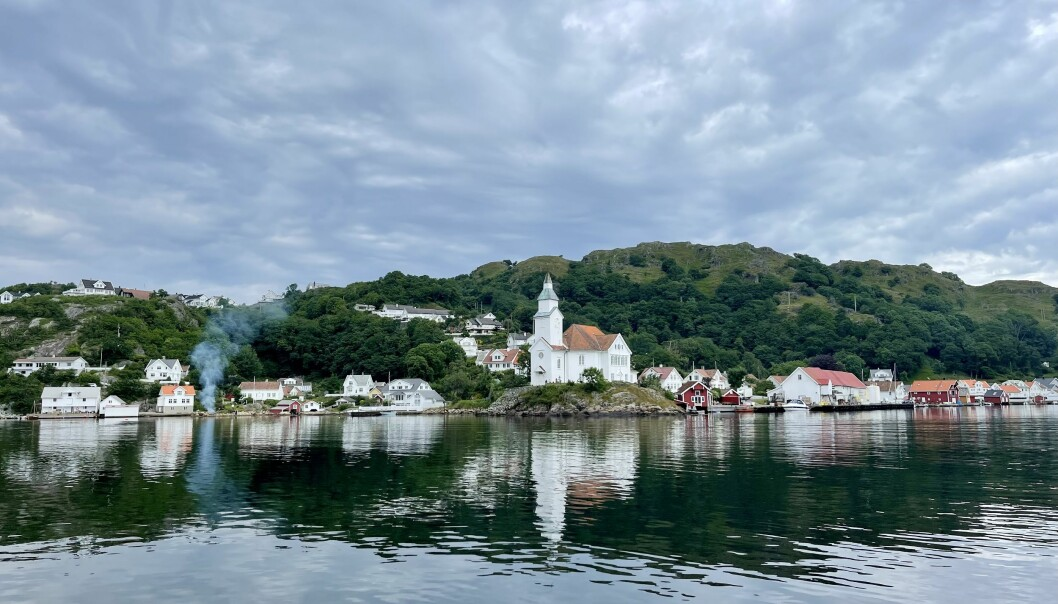 TURTIPS: Kirkehamn er en av havnene du kan lese om i denne artikkelen.