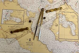 To partier ønsker praktisk båtførerprøve
