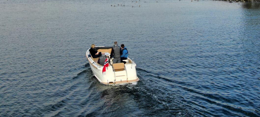 Elbåter får neppe samme fordel som elbiler