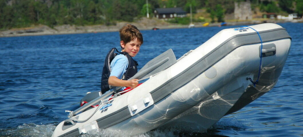 Stor enighet om fart og motorstørrelse for båtførere under 16 år