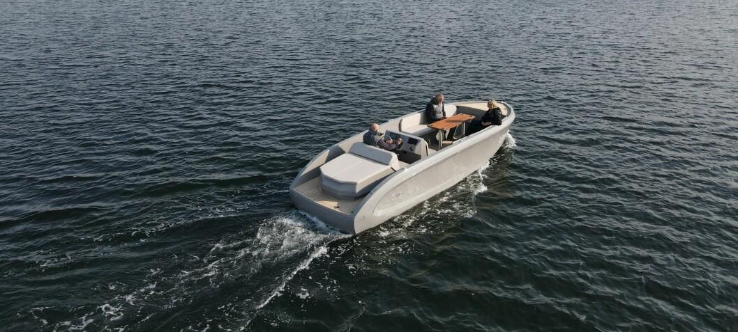 Fremtidens båtliv formes i Vollen