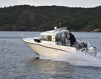 Test av brukt AMT 215 PH: Denne båten fortjener et større publikum