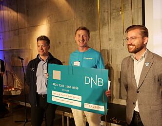 Gründerpris til Freepower under Elbåtkonferansen
