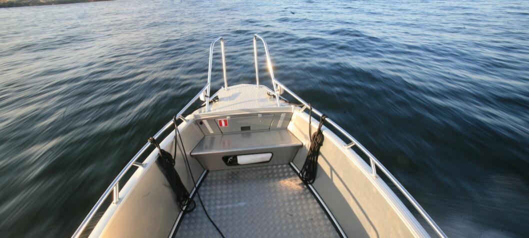 Buster-båter forlenger livet med ny dørk