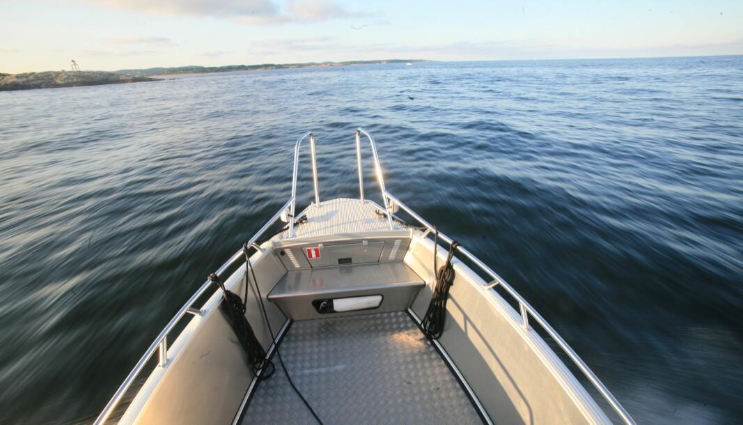 NY DØRK: Det er håp for gamle båter med sliten dørk.