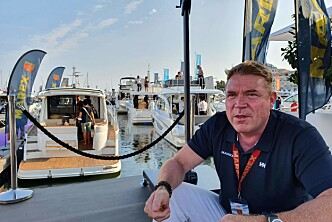 Marex 330: – Jeg er jævlig fornøyd med denne båten