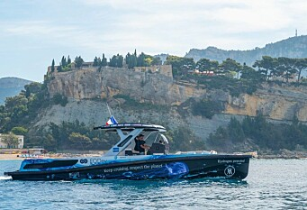 Verdenspremiere for hydrogenbåt