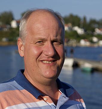 BILER OG BÅTER OG FLY: Dag Christian Holm har bred mediaerfaring, og skal hjelpe til med å løfte Båtmagasinet til nye høyder.