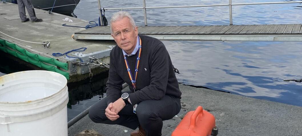 Miljøproblemer skader båter